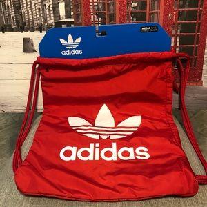 Adidas Original Trefoil Sackpack with Zipper